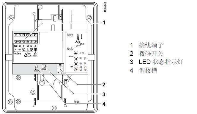 skb/skc系列 西门子电动调节阀安装步骤