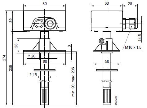 西门子温湿度传感器qfm3160