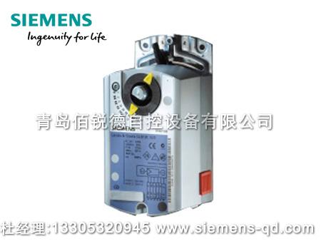 西门子电动执行器,西门子电动调节阀